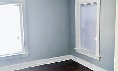 Bedroom, 219 W 37th St, 2