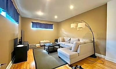 Living Room, 1436 S Broad St, 1