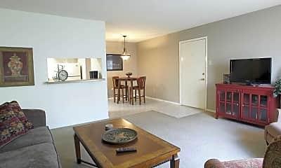 Living Room, Millwood's Landing, 1