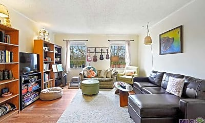 Living Room, 4735 Government St 316, 1
