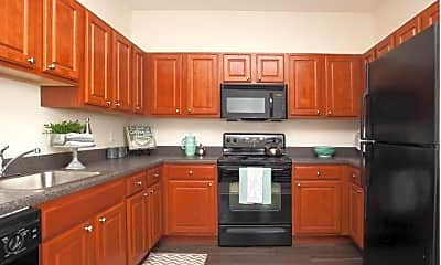 Kitchen, Independence Place, 1