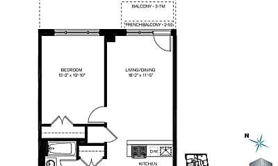 Patio / Deck, 301 Sullivan Pl, 2