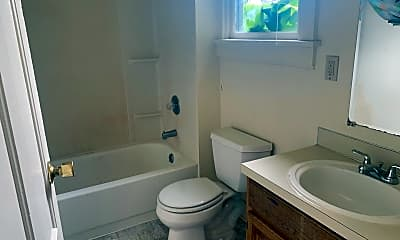 Bathroom, 1524 GRANT STREET, 2