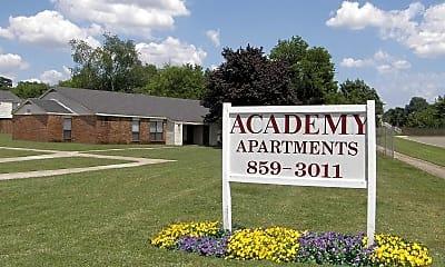 Building, Academy Apartments, 0