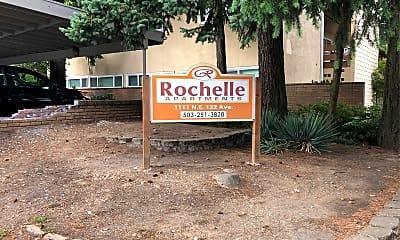 Rochelle Apartments, 1