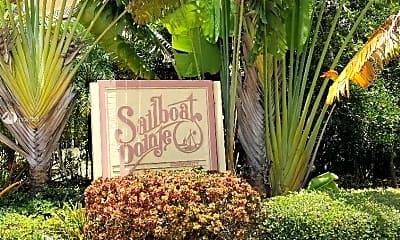 Community Signage, 2622 NW 33rd St 2011, 0