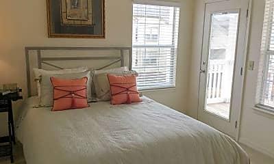 Bedroom, Crown Martin Park, 2