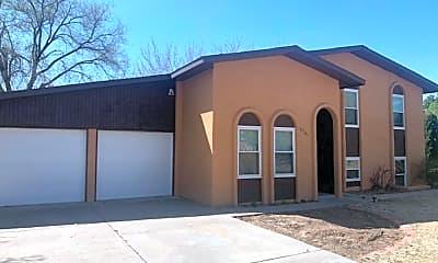 Building, 7721 Roberts St NE, 1