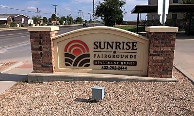 Sunrise At Fairgrounds Apartments, 1