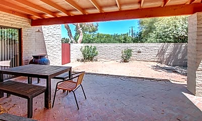 Patio / Deck, 4352 N Camino Real, 2