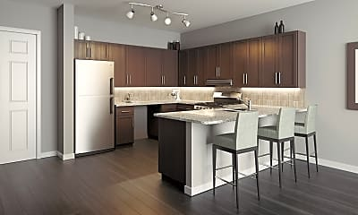 Kitchen, I Street Modern, 2