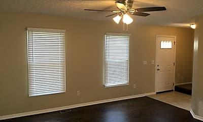 Living Room, 3985 Garrard Drive, 1