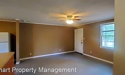 Bedroom, 628 B Harrison Street, 1