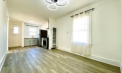 Living Room, 115 W 41st Pl, 0