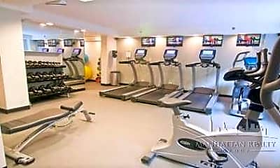 Fitness Weight Room, 348 W 34th St, 2