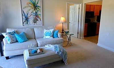 Living Room, 900 Acqua Luxury Senior Living, 0