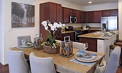 Dining Room, Frontera at Pioneer Meadows, 1