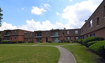 Building, Jamestown Village Apartments, 1