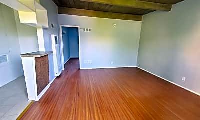Living Room, 6447 N. Figueroa St., 1