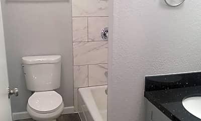 Bathroom, 421 E 16th St, 2