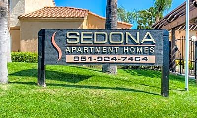 Community Signage, Sedona, 0