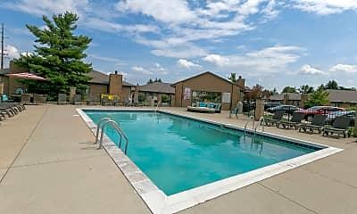 Pool, Springburne at Polaris, 0