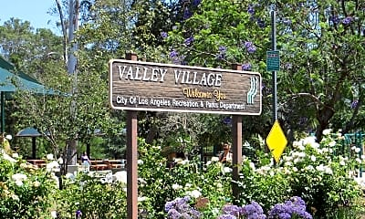 Community Signage, 4741 Radford Ave, 0