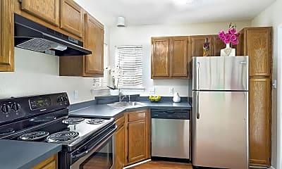 Kitchen, Bryn Athyn At Six Forks, 1