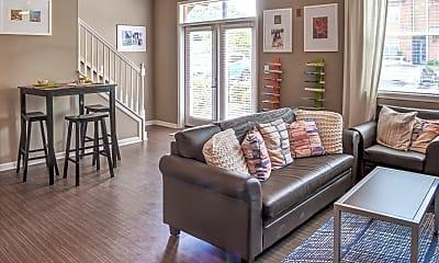 Living Room, The Blake, 1