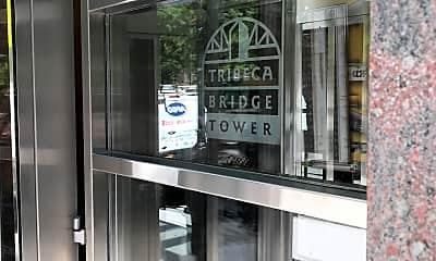 Tribeca Bridge Tower, 1