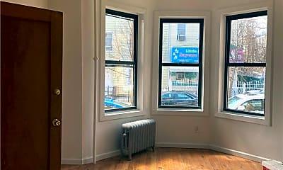 Bedroom, 487 Linwood St 1, 2