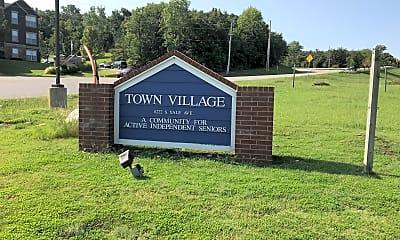 Town Village Southwest, 1