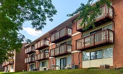 Building, Park Terrace, 1