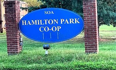 Hamilton Park CO-OP, 1