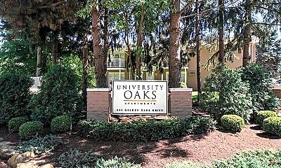 Community Signage, 1110 Carlton Ave, 0
