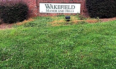 Wakefield Manor, 1
