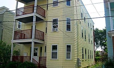 Building, 31 Harold St, 1