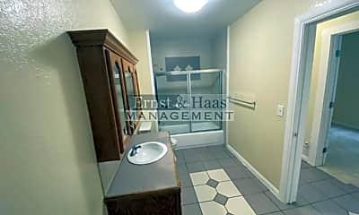 Bathroom, 4021 E 1st St, 2