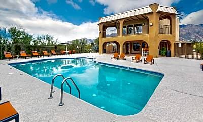 Pool, Elevation Apartments, 0