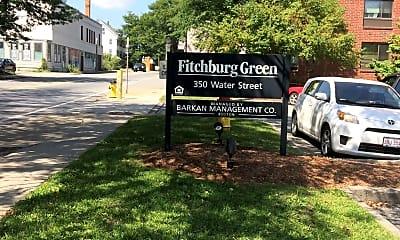 Fitchburg Green, 1