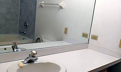 Bathroom, 812 W Van Buren St 4G, 2