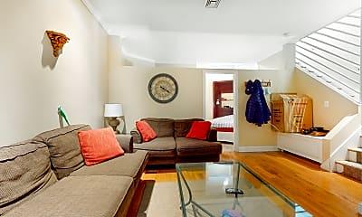 Living Room, 48 Hereford Street, Unit GF, 0