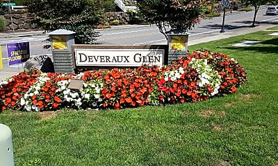 Deveraux Glen apartments, 1