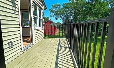 Patio / Deck, 3723 Shelburne Rd, 1
