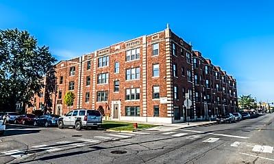 Building, 330 Pine Apartments, 2