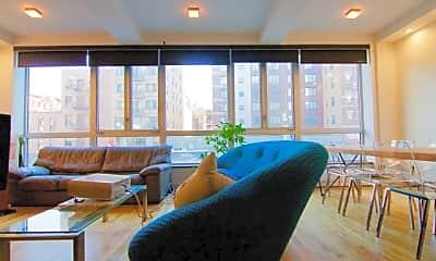 Living Room, 196 Bowery, 0
