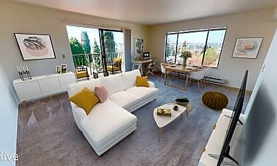 Living Room, 7101 Roosevelt Way NE #404, 0