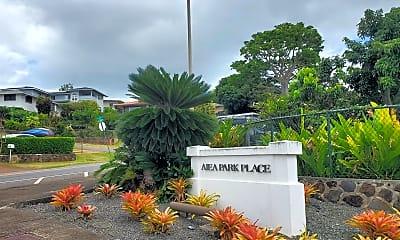 Community Signage, 99-834 Holoai St, 0