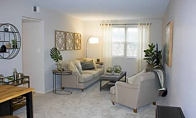 Living Room, Arlington Pointe, 2