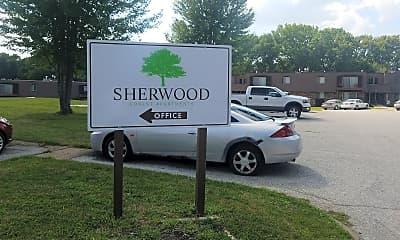 SHERWOOD FOREST APTS, 1